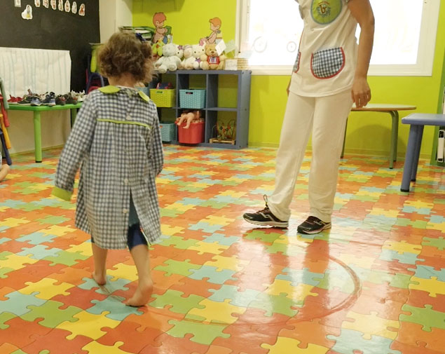 Instalaciones Guarderia Escuela infantil en Cordoba